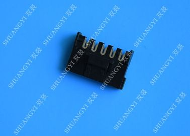 Computer 15 Pin SATA Power Connector Insulation Resistance 1000 Mohms